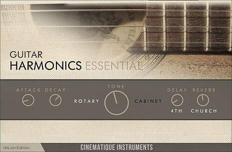 Guitar Harmonics Essential