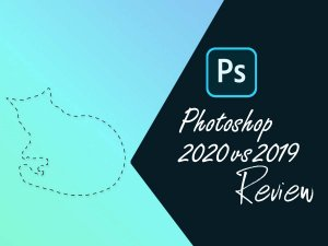 Photoshop2020 新しくなった自動選択&オフジェクトツールを試してみた レビュー